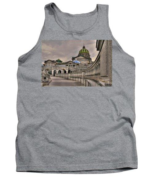 Pennsylvania State Capital Tank Top