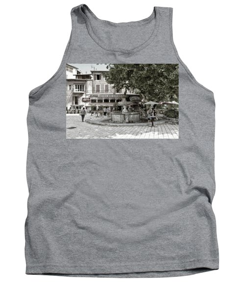 People On The Square Tank Top