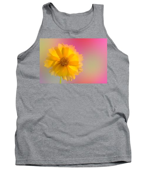 Petals Of Sunshine Tank Top by Fred Larson