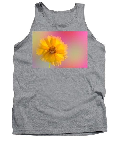 Petals Of Sunshine Tank Top