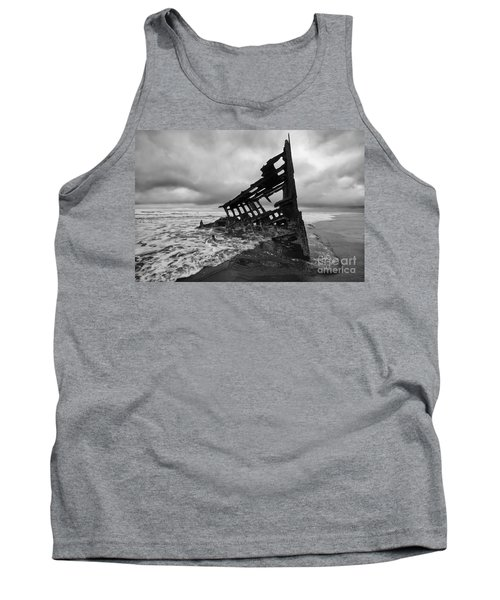 Peter Iredale Shipwreck Oregon 1 Tank Top