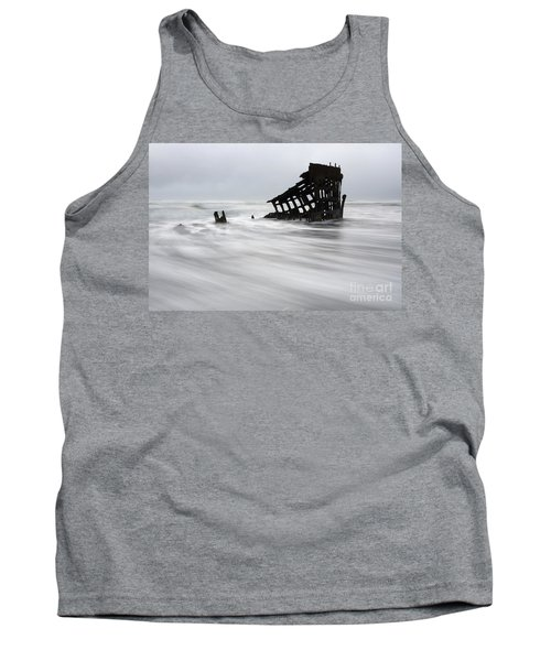 Peter Iredale Shipwreck Oregon 2 Tank Top