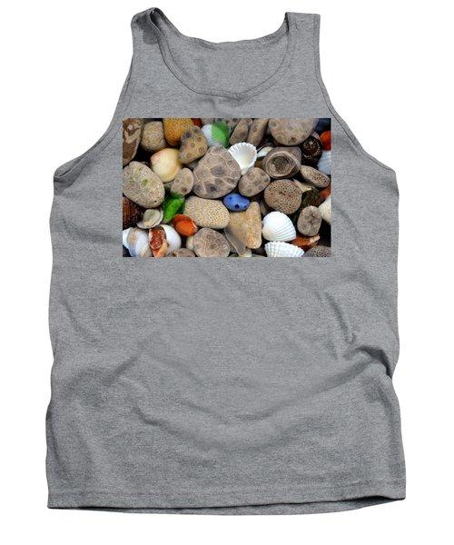 Petoskey Stones Lll Tank Top