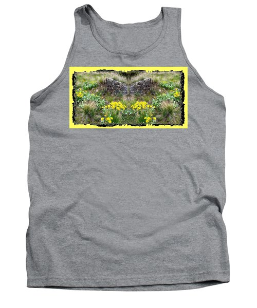 Photo Synthesis 10 Tank Top