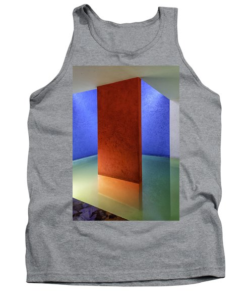 Physical Abstraction Tank Top