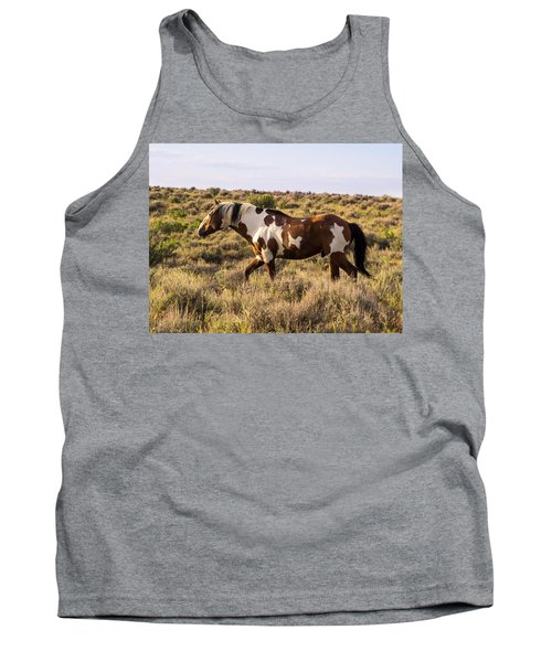 Picasso - King Of Sand Wash Basin Tank Top by Nadja Rider