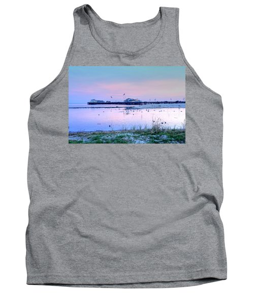 Pier Pond And Sea Tank Top