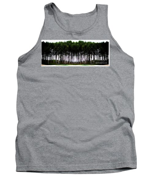 Pine Forest Tank Top