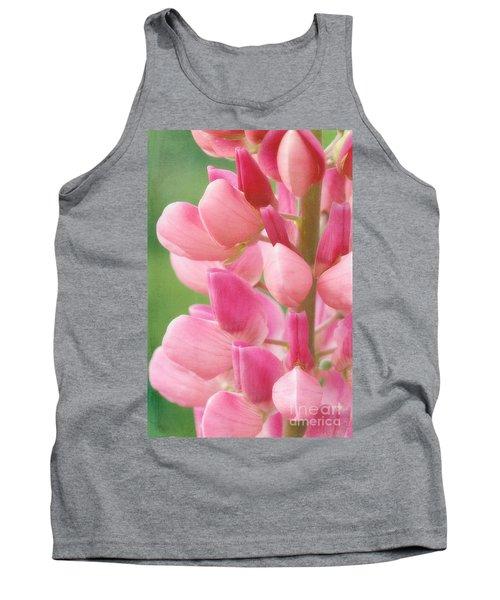 Pink Lupine 974 Tank Top