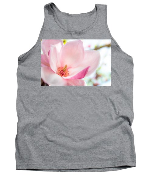 Pink Magnolia Tank Top