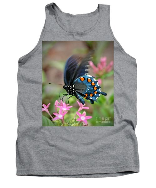 Pipevine Swallowtail Tank Top