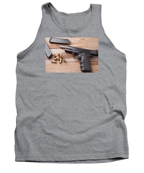 Pistol Tank Top