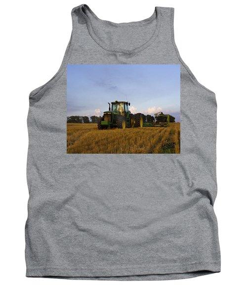 Planting Deere Tank Top