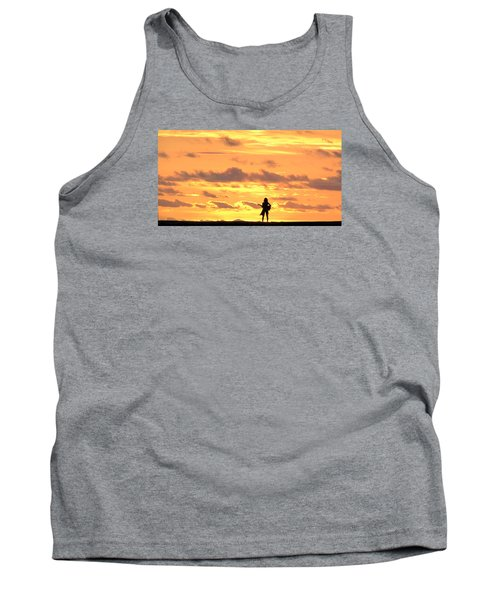 Playing To The Sun Tank Top