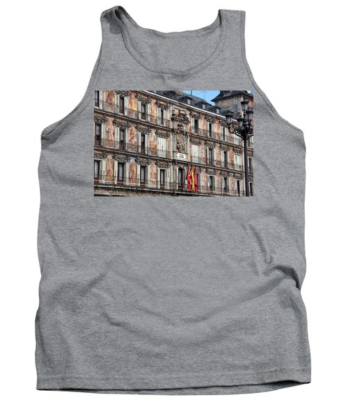 Plaza Mayor Tank Top