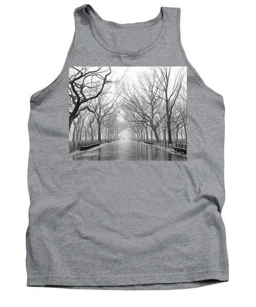 New York City - Poets Walk Central Park Tank Top