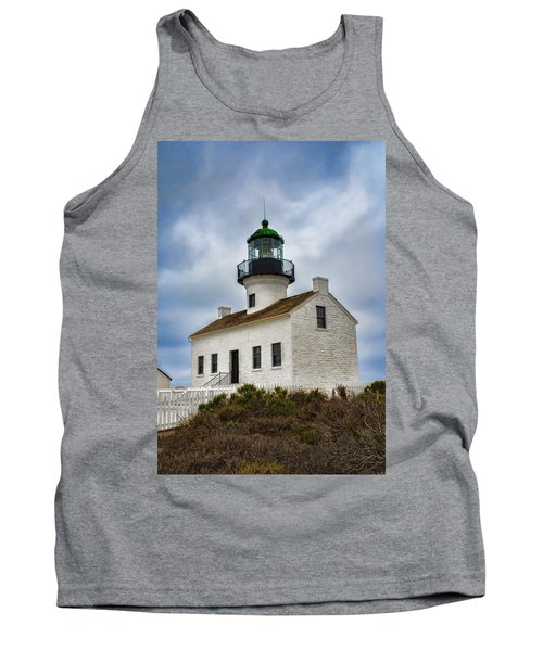 Point Loma Lighthouse Tank Top