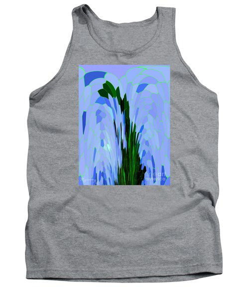 Point Of View Tank Top by Mariarosa Rockefeller