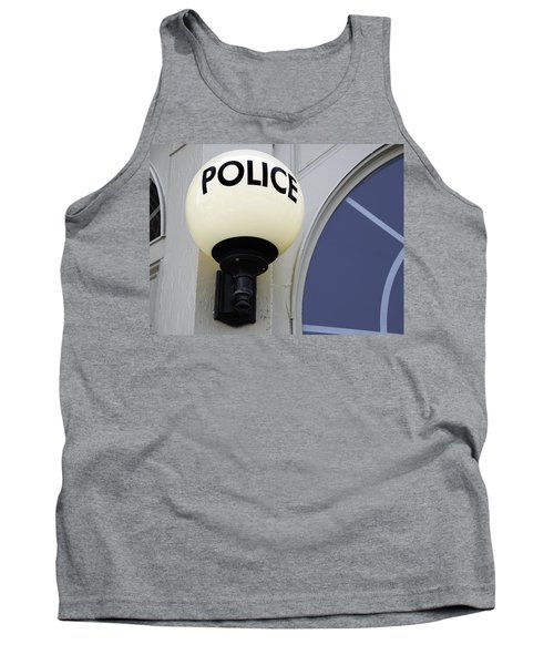 Police Station Tank Top