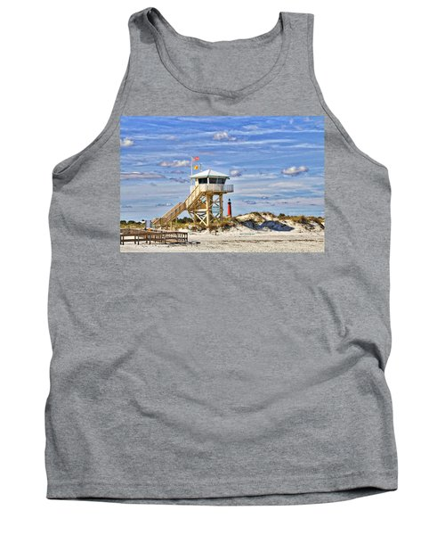 Ponce Inlet Scenic Tank Top