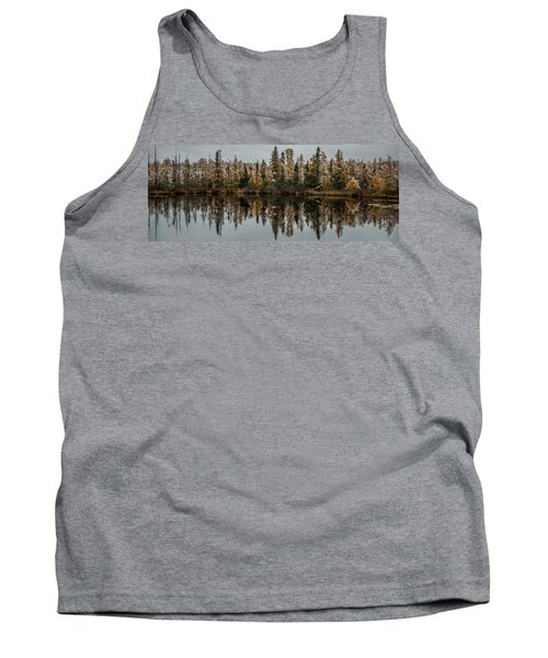Pond Reflections Tank Top