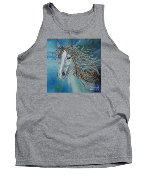 Pony Tank Top by Jenny Lee