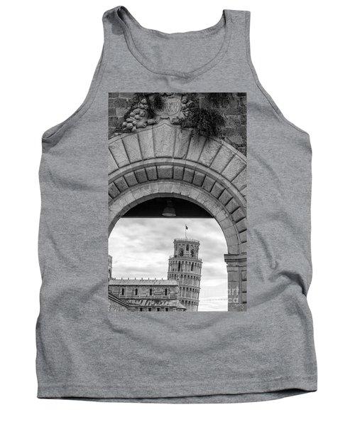 Porta Di Pisa Tank Top