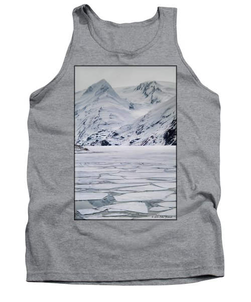 Portage Lake Tank Top