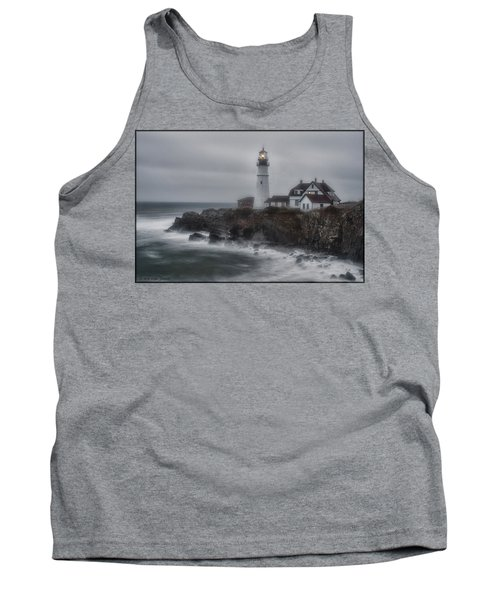 Portland Head Nor'easter Tank Top