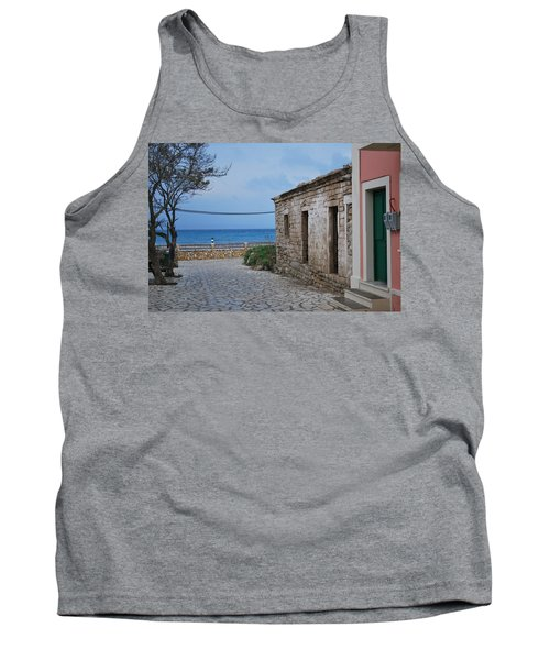 Porto Tank Top by George Katechis