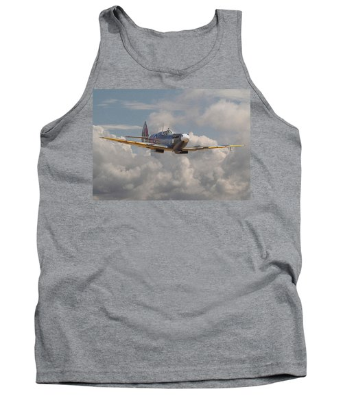 Portrait Of An Icon Tank Top