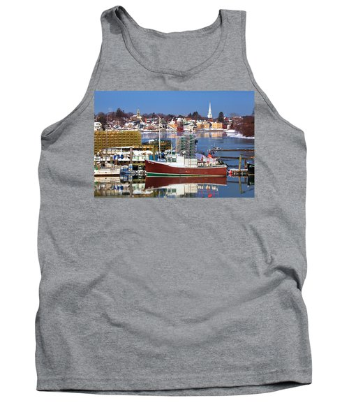 Portsmouth Lobster Boat Tank Top