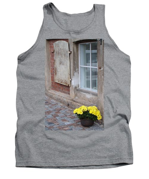 Potted Flowers  Tank Top