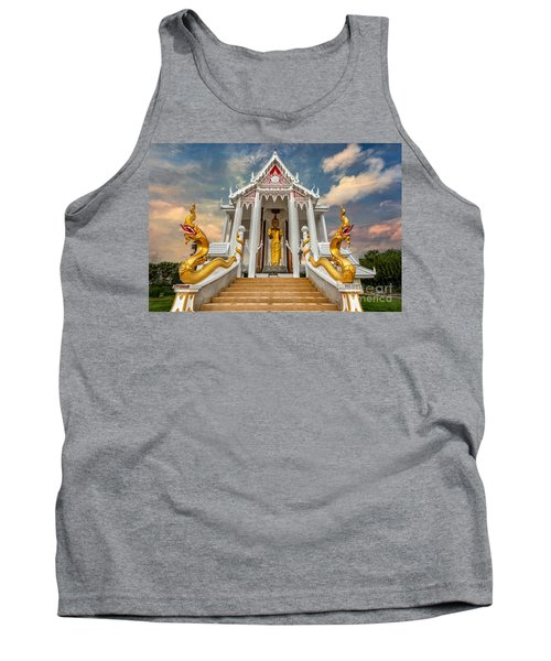 Pranburi Temple Tank Top