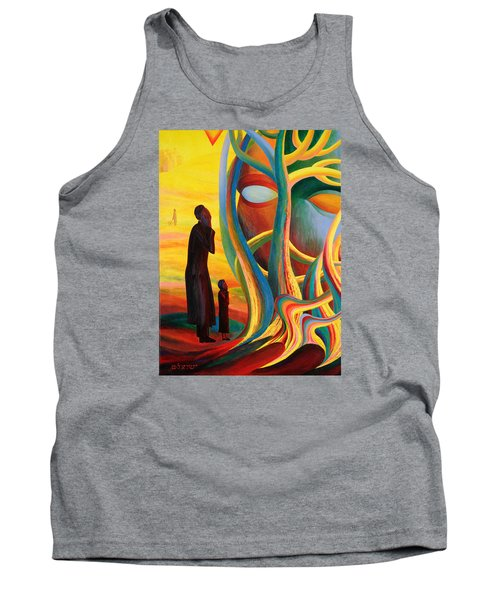 Prayers At The Tree Of Life Tank Top