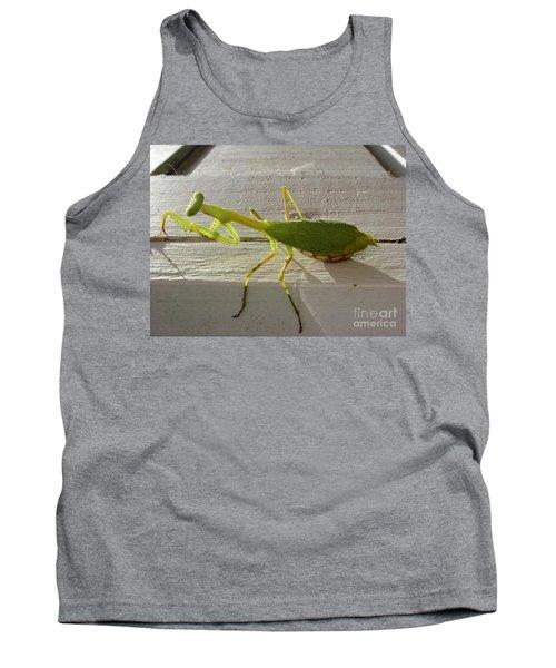 Praying Mantis Tank Top