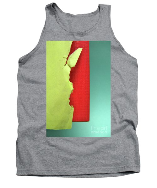 Tank Top featuring the photograph Primary by CML Brown