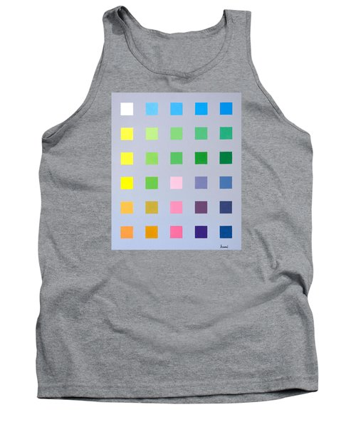 Primary To Tertiary Tank Top