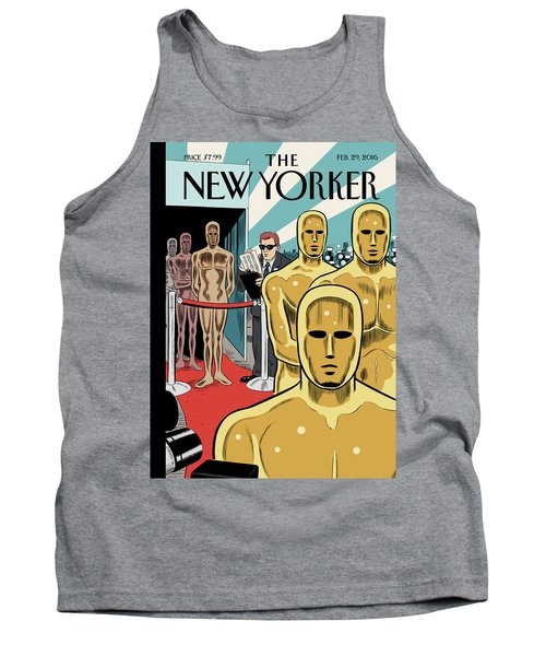 Privileged Characters Tank Top