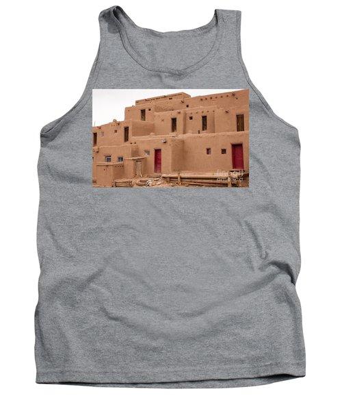 Pueblo Living Tank Top