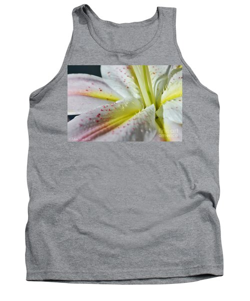 Pure And Fragrant Tank Top
