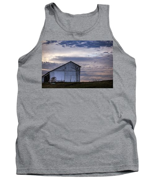 Tank Top featuring the photograph Pure Country by Sennie Pierson
