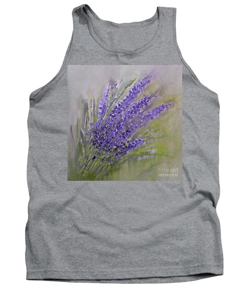 Purple Summer Tank Top