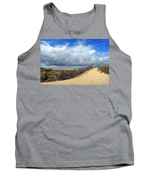 Race Point Tank Top