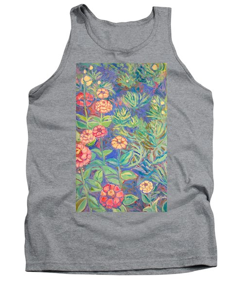 Radford Library Butterfly Garden Tank Top