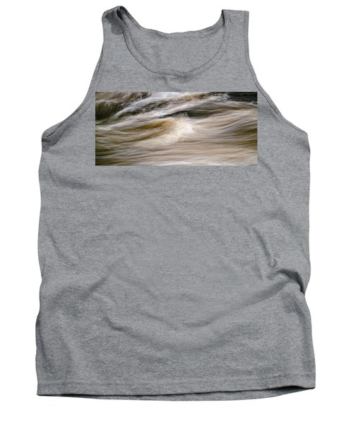 Tank Top featuring the photograph Rapids by Marty Saccone