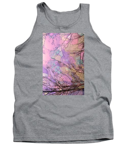 Tank Top featuring the photograph Rapture by Kathy Bassett