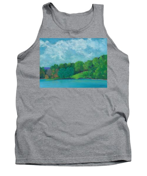 Raquel's Morning Walk Tank Top