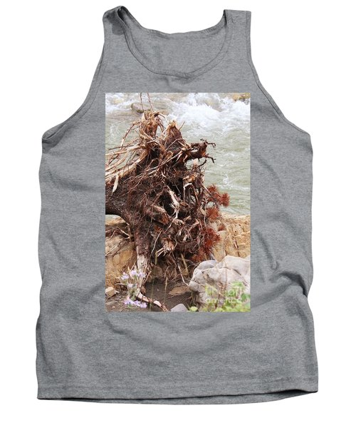 Ravaged Roots Tank Top