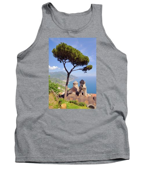 Ravello Pine Tank Top by Alan Toepfer